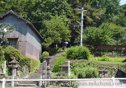 国東半島の富貴寺