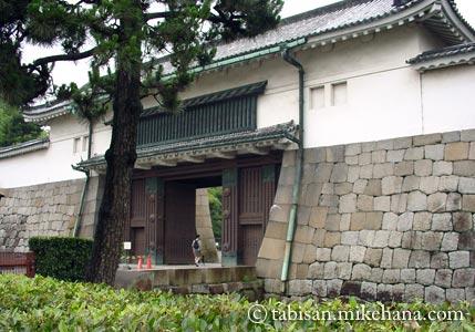 東京からの帰り京都に立ち寄って・・・ その4 二条城