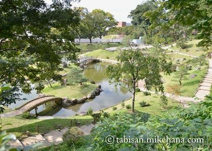 金沢城公園その2 玉泉院丸庭園
