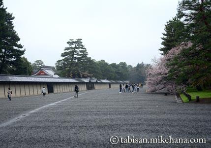 40数年ぶりの京都御苑・・・ その2